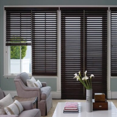 Wooden Venetian Blind Budget Blinds