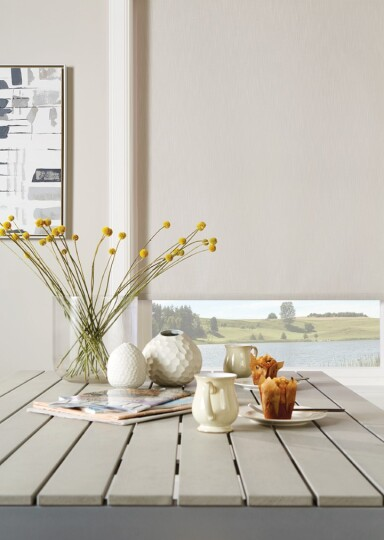 Thermal Roller Blind