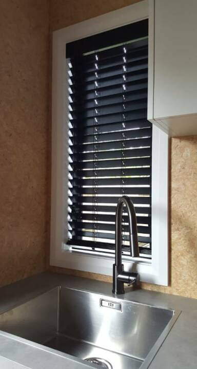 Wooden Venetian Blind 50mm Budget Blinds