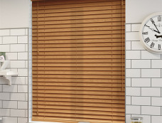 Installation for Woodlook and Wooden Blinds